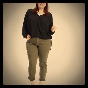 🎁 NYDJ Alina Convertible Ankle Jean